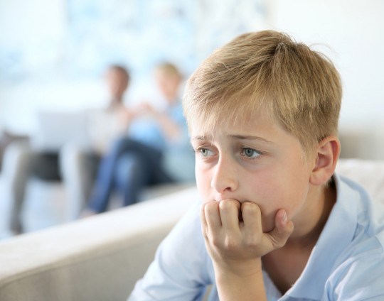 Learning Points: Labelling kids as anxious will not help them to cope