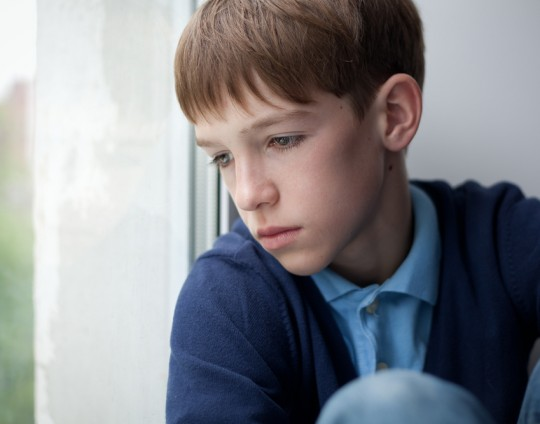 Learning Points: Lessons to be learned for child who fears school