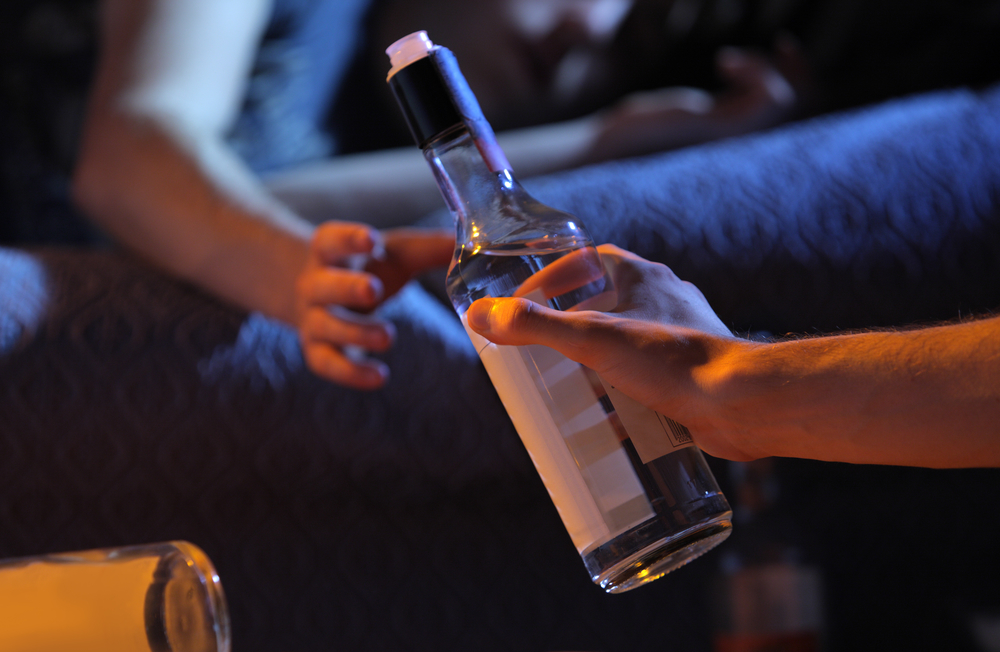 No cheer in the dangers of teenage drinking