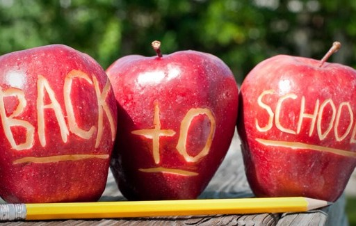 Top tips on coping with back to school stress for you and the kids.