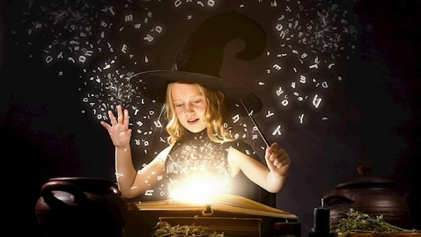 Freeing the kid inside is true Halloween magic.