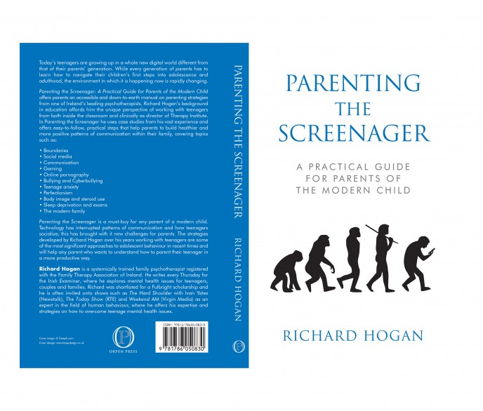 Richard Hogan's New Book