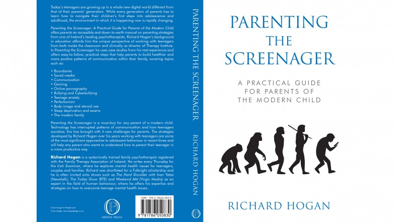 Richard Hogan's New Book